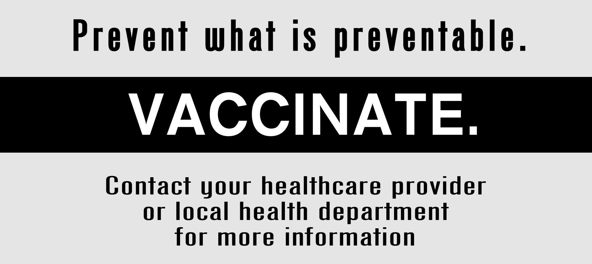 Immunizations   Kent County, Michigan