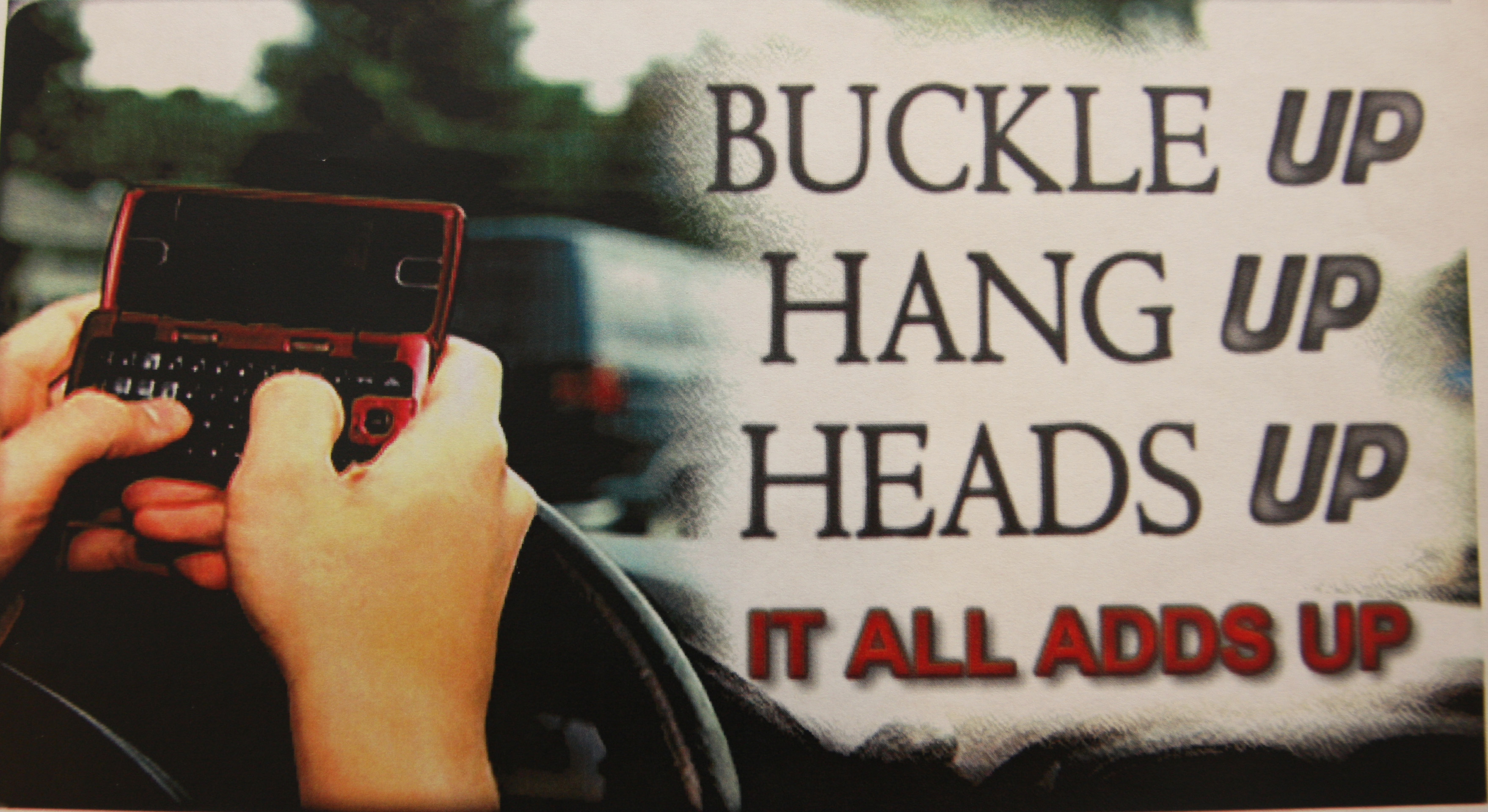 Distracted Driver Awareness Project Kent County Michigan