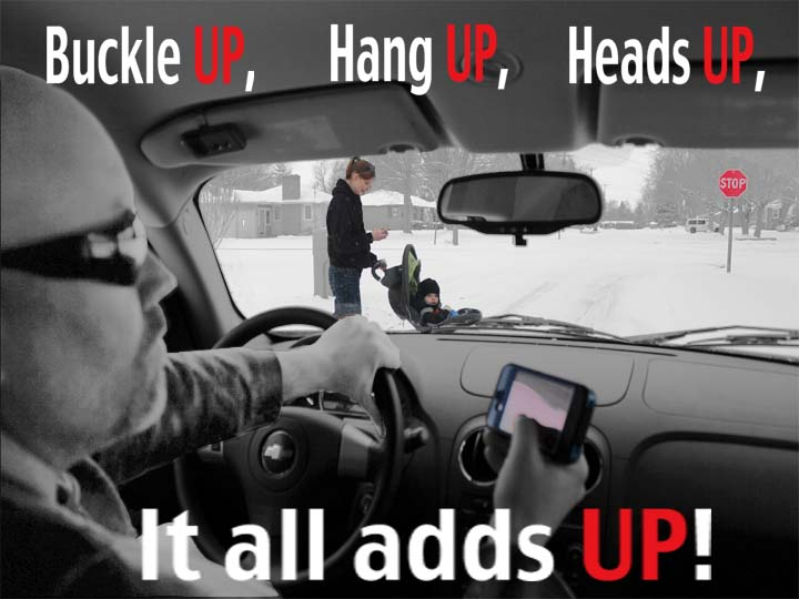 Distracted Driver Awareness Project | Kent County, Michigan