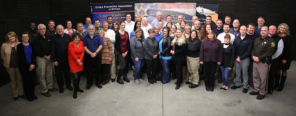 Citizen's Police Academy - Kent County, Michigan