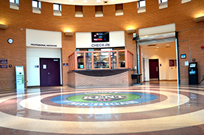 Sheriff's Department Lobby