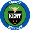 Seal of Kent County, Michigan
